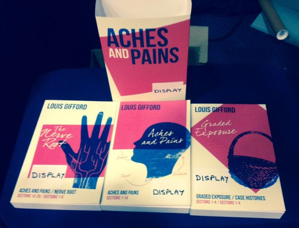 Louis Gifford - Aches and Pains